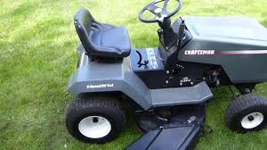 old sears riding lawn mowers. craftsman riding lawn tractor17 year old 38 inch cut sears mowers
