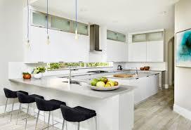 modern kitchen backsplash. Plain Kitchen Modern White Kitchen Backsplash In T