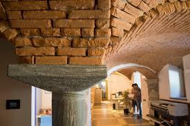 Soffitto A Volta : Mattoncini rossi volta soffitto restauro studio architettura