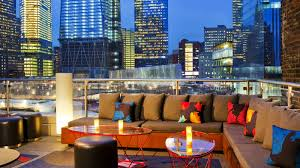 Living Room Bar And Terrace Sunhotels Group Incentive Department W New York Downtown