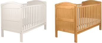 East Coast Nursery Country Cot Bed Instructions