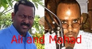 The third anniversary of the death of journalists: Mahad Ahmed Elmi and Ali Iman Sharma'arke. Somali journalists remember and mourn like this day because of ... - ALI_iyo_MAHAD-620x330