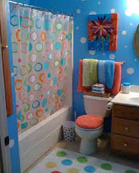 57 Best Bathroom Images On Pinterest  Bathroom Ideas Kid Colorful Bathroom Sets