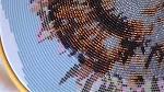 Вышивки бисером в круговой
