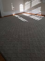carpet installation by richie ballance flooring tile in wilson nc