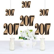 Graduation Decorations Bright Future 2017 Graduation Decorations Diy Party Essentials