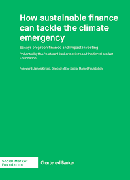 finance essays how sustainable finance can tackle the climate emergency