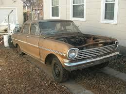 1963 Nova Chevy II | RustingMuscleCars.com