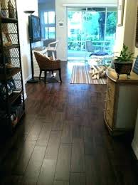 dark wood tile flooring. Perfect Dark Porcelain Wood Tile Installation Dark Floor Plank  Look Installations Grey  To Dark Wood Tile Flooring