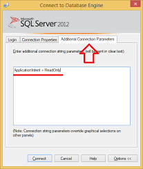 How To Connect Ssms To Alwayson Read Only Secondary Database