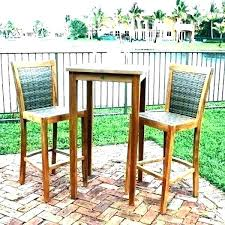 full size of outdoor bar height patio tables table plans sets and chair dining set bistro