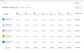 Hubstaff Time Tracking And Productivity Monitoring Tool