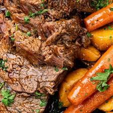 slow cooker roast beef video tutorial