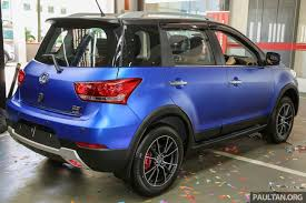 new car launch in malaysia 2016Haval M4 Elite launched in Malaysia priced at RM73k Great Wall