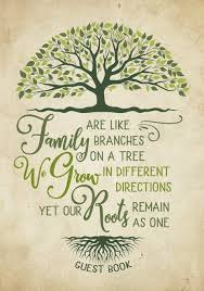 Family Reunion Poster Design Family Reunion Guest Book Family Roots Family Get