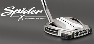 Golf Gear Direct: TheTaylorMade Spider X HydroBlast Golf Putters Are  Available Now | Milled