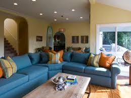 Of Living Rooms With Sectionals Stylish Navy Blue Leather Sectional Sofa Navy Blue Leather Living