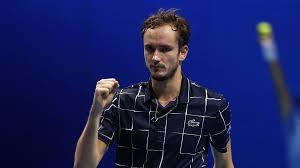 Медведев впервые обыграл Надаля и вышел в финал Итогового турнира ATP.  Спорт-Экспресс