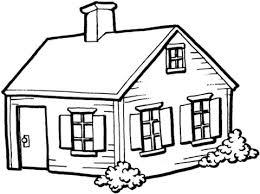 Small Picture Small House In The Village coloring page Free Printable Coloring