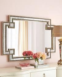 gold mirror decor horchow com