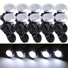 led boat deck lights. Get Quotations · Yescom 15x Deck Lights LED Outdoor Garden Mall Step Stair Yard Blue Landscape Lamps W/ Led Boat O