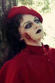 tutorial 1000 images about little makeup little red riding hood teni panosian little dead riding hood