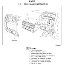 isuzu kb radio wiring diagram isuzu wiring diagrams