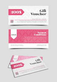 Gift Certificate Template With Logo Travel Voucher Template