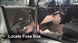 interior fuse box location 2007 2011 chevrolet aveo5 2007 2003 pt cruiser fuse box diagram at 2007 Pt Cruiser Fuse Box Location