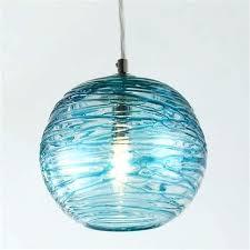 sea glass pendant light coastal glass pendant lamp shades swirling mini pendant light shades tiffany mini