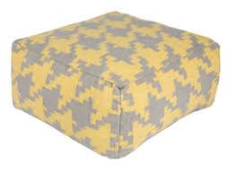 yellow pouf ottoman. Perfect Pouf 18 On Yellow Pouf Ottoman L