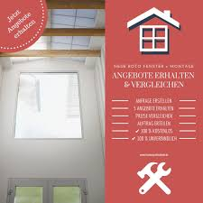 Roto Dachfenster Preise Varianten Montage