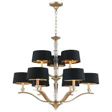gold and black chandelier home design decorating ideas black and gold chandelier worldwide lighting 9 light chandeliers black