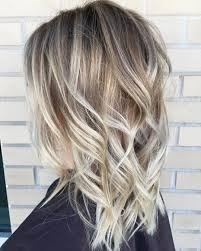 Foilyage Blonde Balayage Hair Color Ideas