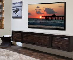 ... Large-size of Prodigious Living Room Withbig Rug Floating Media Shelf  Design Homesfeed For Floating ...