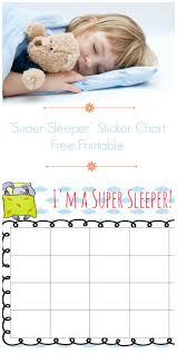 Printable Sleep Reward Charts For Toddlers Best Picture Of