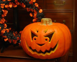 Cool Pumpkin Faces Decorating Ideas Casual Picture Of Kid Halloween Accessories