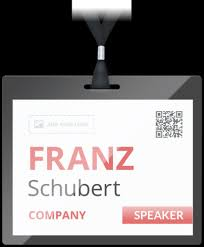 Print Name How To Print Name Badges Conference Badge