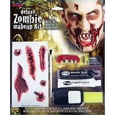 fun world deluxe zombie makeup kit