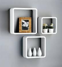Floating Cube Shelves Uk Cube Bookcase Black New Set Of 100 White Black Square Floating Cube 7