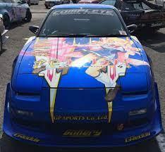 Live wallpaper is a cross between a screensaver and desktop wallpaper. Itasha Tengoku 2019 Nissan 180sx Nissan Anime