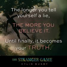 The Stranger Quotes Extraordinary THE STRANGER GAME Quote 48 The Stranger Game User Media Epic Reads
