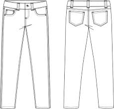 How To Draw Pants Pants Drawing At Paintingvalley Com Explore Collection Of