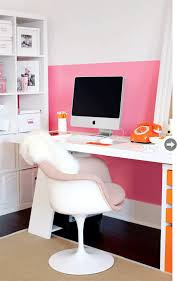pink home office. Jewelry Designer Shereen De Rousseau\u0027s Home Office. In LOVE With The Pink /white/ Office W