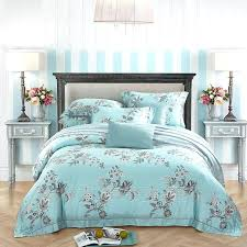 designer bedding sets yarn fabric bed sheet bed linen four pieces bedding set cotton designs blue designer bedding sets