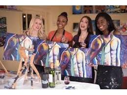 small business spotlight painting with a twist of scarsdale painting eith a twist