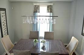 crystal dining room chandelier modern lighting chandeliers combined with wooden oval table