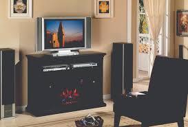 47 25 cannes espresso entertainment center electric fireplace