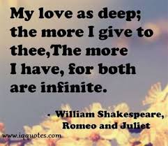 Romeo And Juliet Quotes On Love With Meanings Hover Me Enchanting Romeo And Juliet Quotes And Meanings