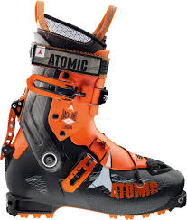 Super Light Ski Boots Atomic Backland Carbon At Ski Boots 2017